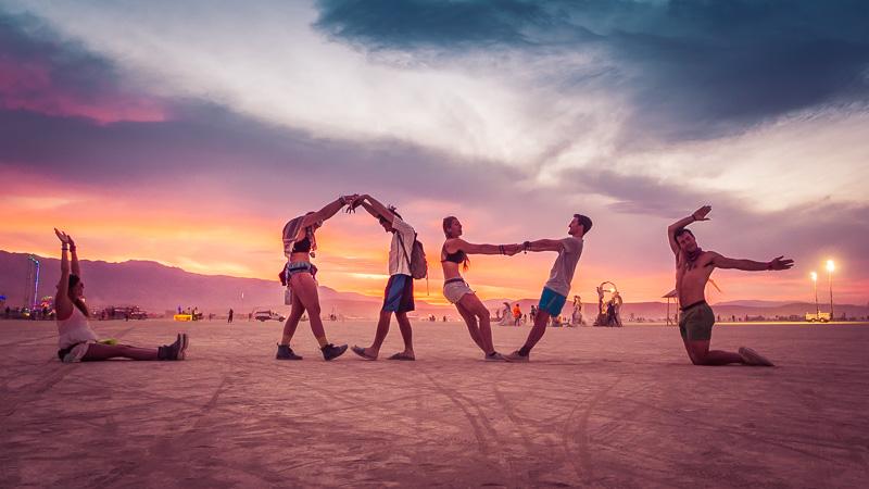 Burning Man and Creating Photo Series 4