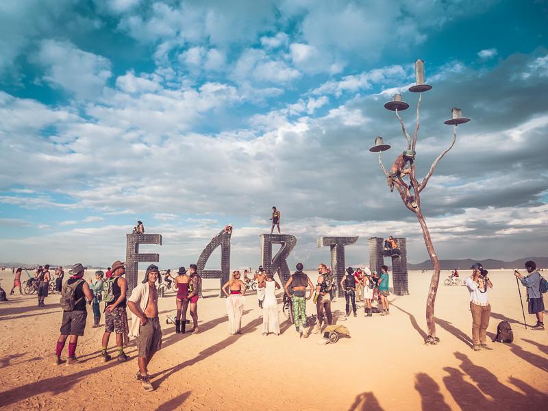 Burning Man and Creating Photo Series 3