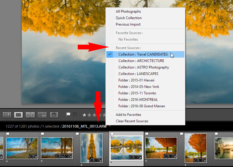 My 5 Favorite Tips to Navigate Lightroom Like a Boss 2