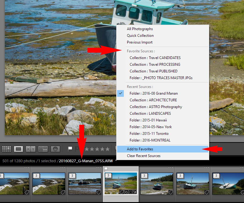My 5 Favorite Tips to Navigate Lightroom Like a Boss 3