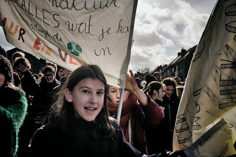 Klimaatmars Leuven