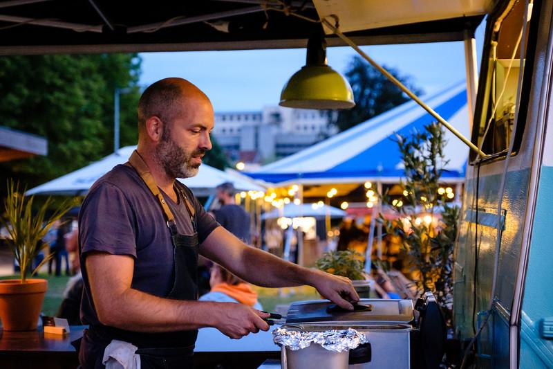 Straatbuffet Leuven