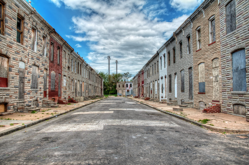 Abandoned Baltimore