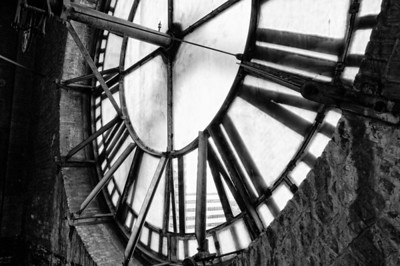Inside The Clock Tower