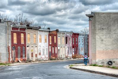 Abandoned Baltimore III