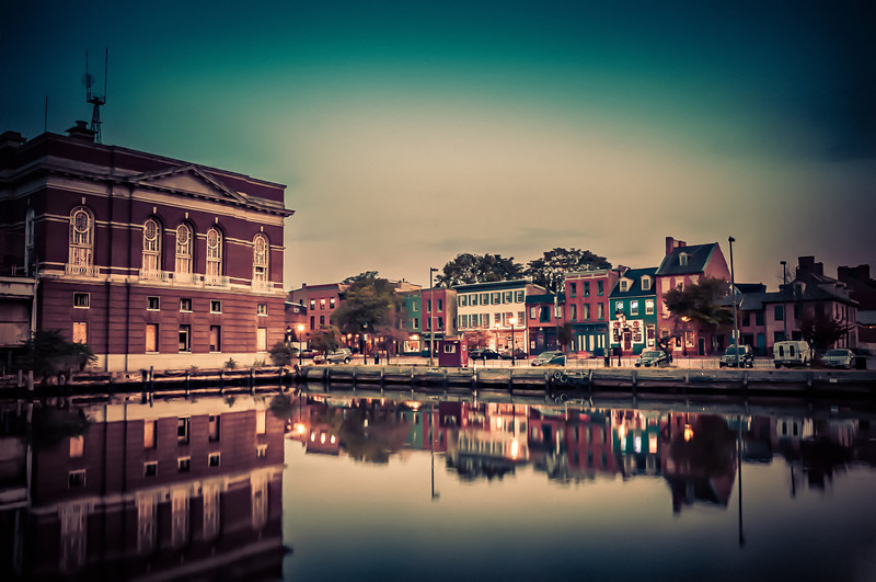 Fells Point Reflections