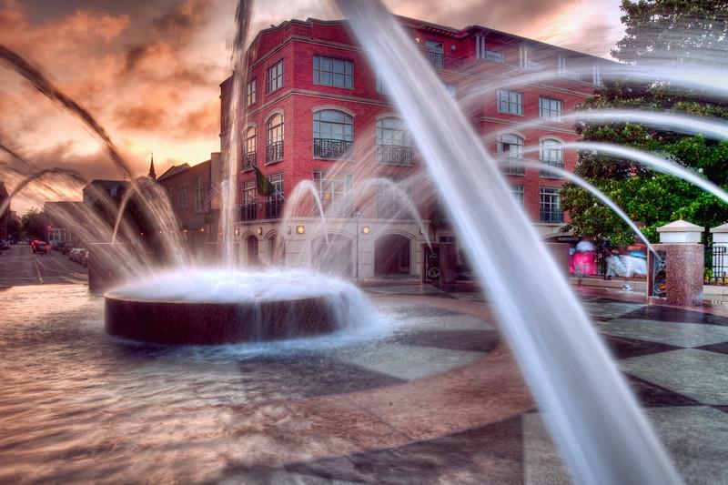 The Charleston Fountain