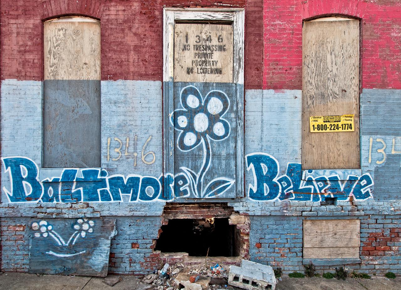 Baltimore Believe