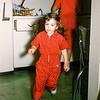 3-1 Robin in kitchen JAN 1960