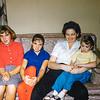 3-13 Robin Sue Susan and Sharon FEB 1960