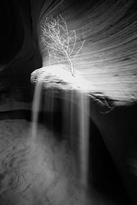 Sand Falls
