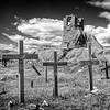 Taos Pueblo Graves
