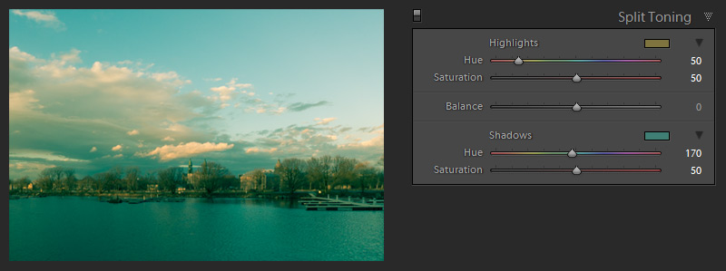 Cross Processing in Lightroom in Seconds