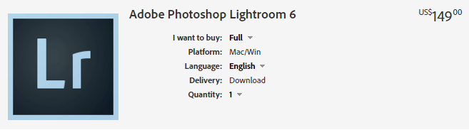 Lightroom 6 Upgrade - Step 2