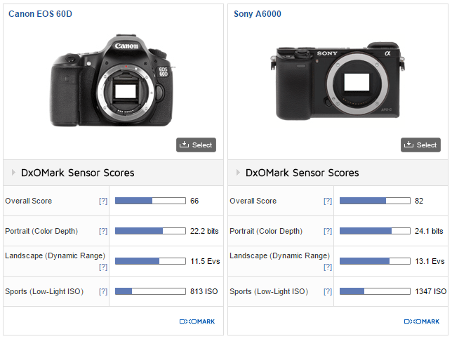 Best Camera for Landscape Photography - Dynamic Range