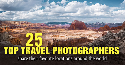Top travel photographers share top locations