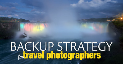 How to backup photos when you travel