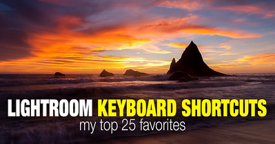Lightroom top 25 shortcuts (hotkeys)