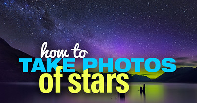 Astrophotography tips and teckniques
