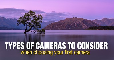 Types of photography cameras to consider