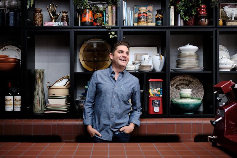 FABRIQUE IMAGIQUE - Persfoto's voorstelling nieuwe keuken Dagelijkse Kost
