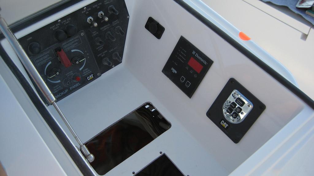 starboard radio box