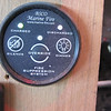 This is the fire suppression system indicator on your boat. Same size as the one you sent me the photo of yesterday, but a little different configuration.