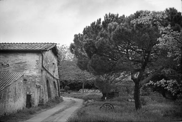 Tuscany Italy castle. (Photo by Brandon Vick Photography LLC, http://brandonvickphotography.com/)