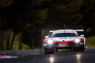 #92 PORSCHE GT TEAM / DEU / Porsche 911 RSR -WEC Prologue at Circuit Paul Ricard - Circuit Paul Ricard - Le Castellet - France -