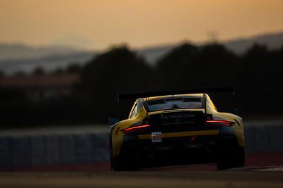#56 TEAM PROJECT 1 / DEU / Porsche 911 RSR -WEC Prologue at Circuit Paul Ricard - Circuit Paul Ricard - Le Castellet - France -