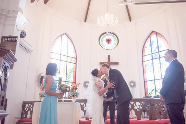 WEDDING DOUGLAS & LAVINIA
