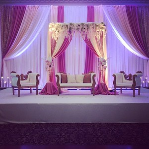 Wedding Backdrops Booth In The 6