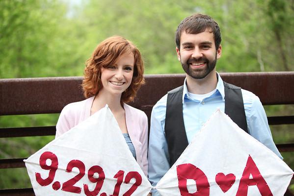DAve & Aubrey Engagement-1