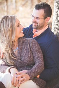 Carey & Jim Engagement 2014-15
