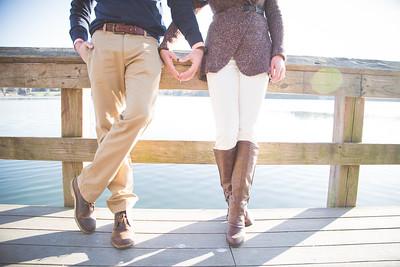 Carey & Jim Engagement 2014-19