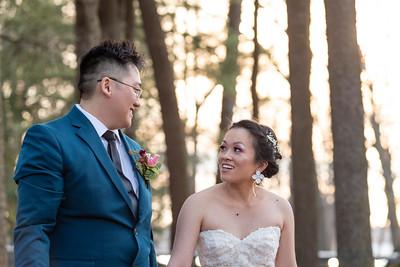Elizabeth & Fu Wedding