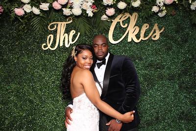 LYNN & OLADEJI'S WEDDING DAY 7-7-18