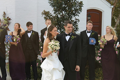 Saturday afternoon - Pre-wedding at church
