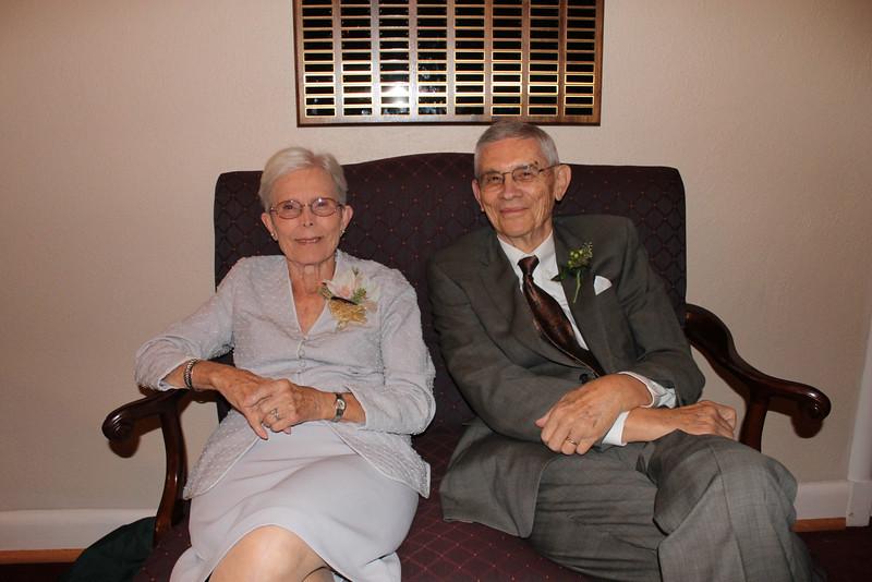 48. Grandparents Bill and Clare Carpenter.