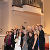 43. Related groom's family.