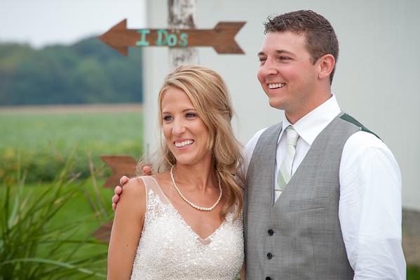 Mark & Jenna's Wedding 9.5.15 - John O'Neill