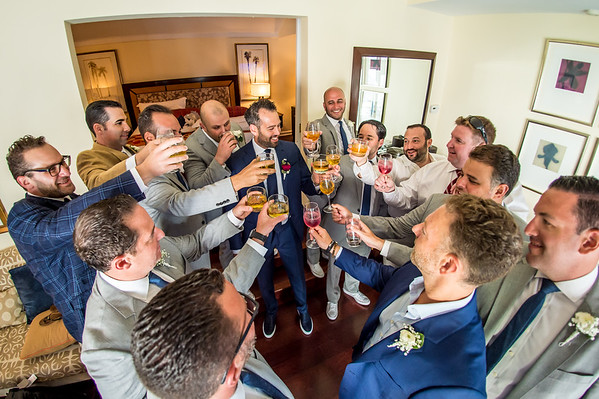 WEDDINGS - Cheers!