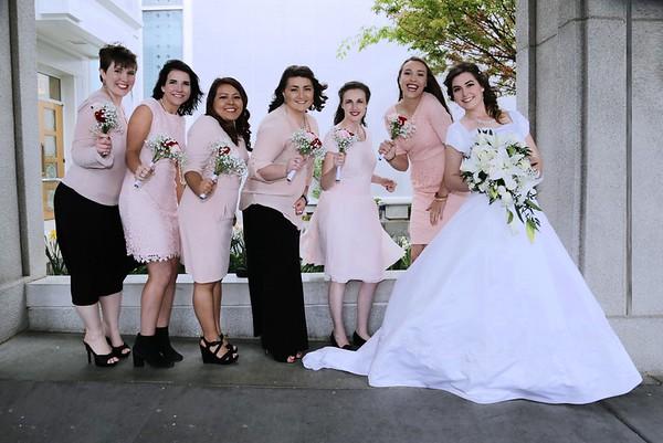 LESSER WEDDING SNEAK PEAK