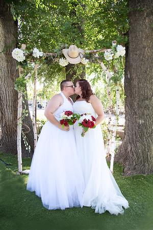 LINDSEY AND SHALYCE WEDDING
