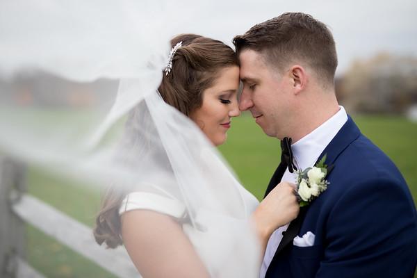 Alexandra and Brian's Wedding