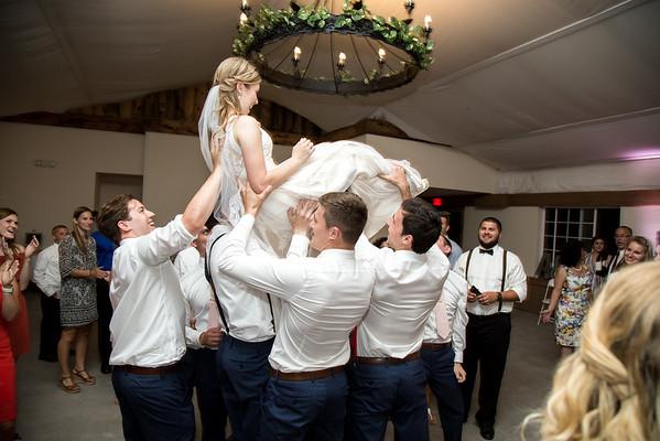 Alydssa & Brad/ Wedding/Dance floor