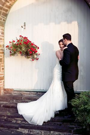 Amanda + Eric /Wedding