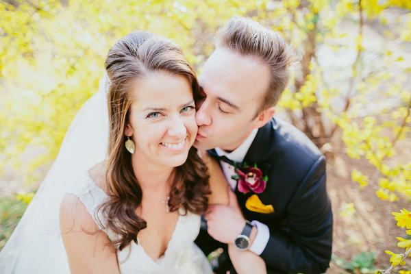 CHRISTINA & JIM WEDDING
