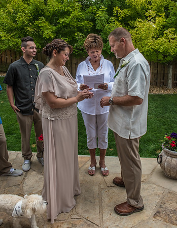 APRIL AND RYAN WEDDING August 18, 2018