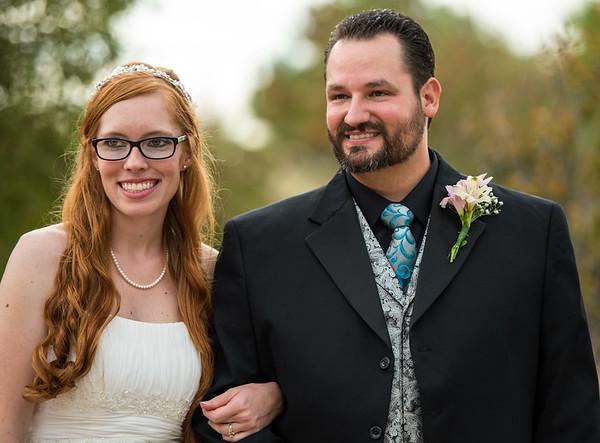 ASHLEY AND AARON WEDDING SEPTEMBER 30, 2017